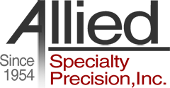 allied specialty precision logo