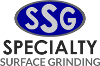 specialty surface grinding logo