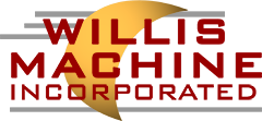 willis machine logo