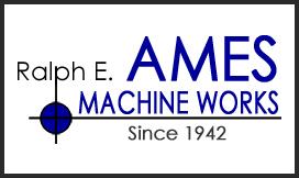 Ames Machine Logo