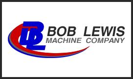 Bob Lewis Machine Logo