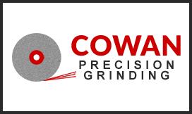 Cowan Precision Grinding Logo