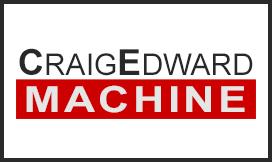 CraigEdward Machine Logo