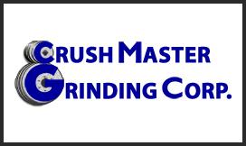 Crush Master Grinding Logo