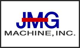 JMG Machine Logo