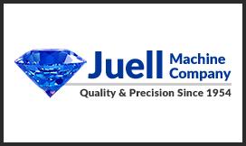 Juell Machine Company Logo