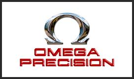 Omega Precision Logo