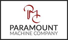 Paramount Machine Logo