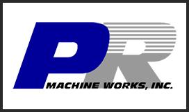 PR Machine Works Logo