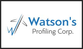 Watson's Profiling Logo