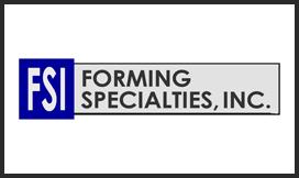forming specialties logo