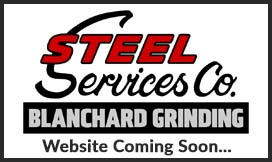 steel services grinding logo